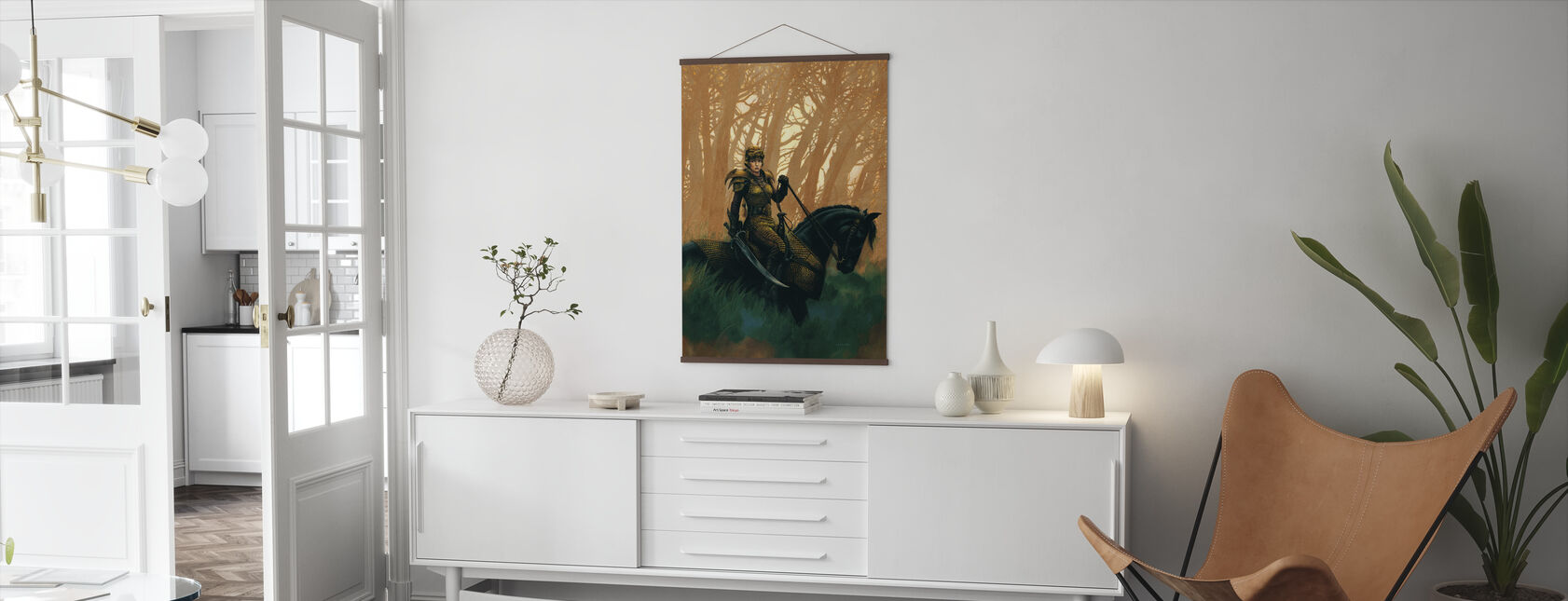 Draconis - Poster - Living Room