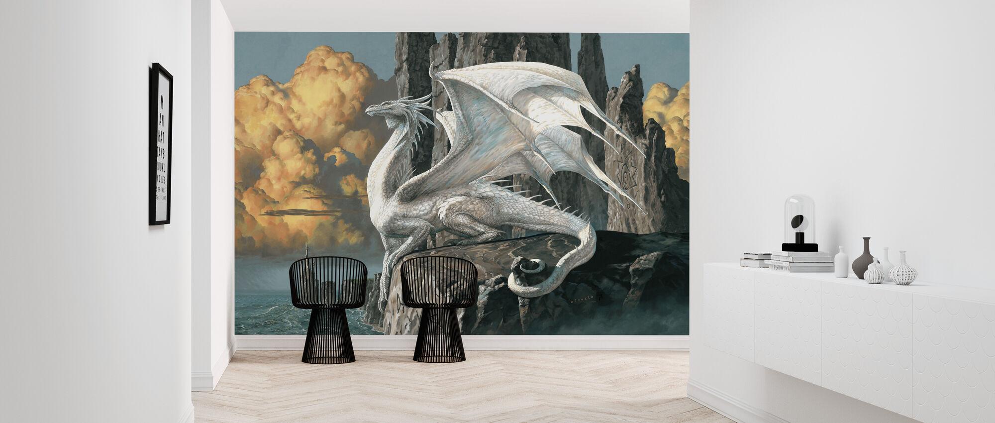 Hobsyllwin - Wallpaper - Hallway