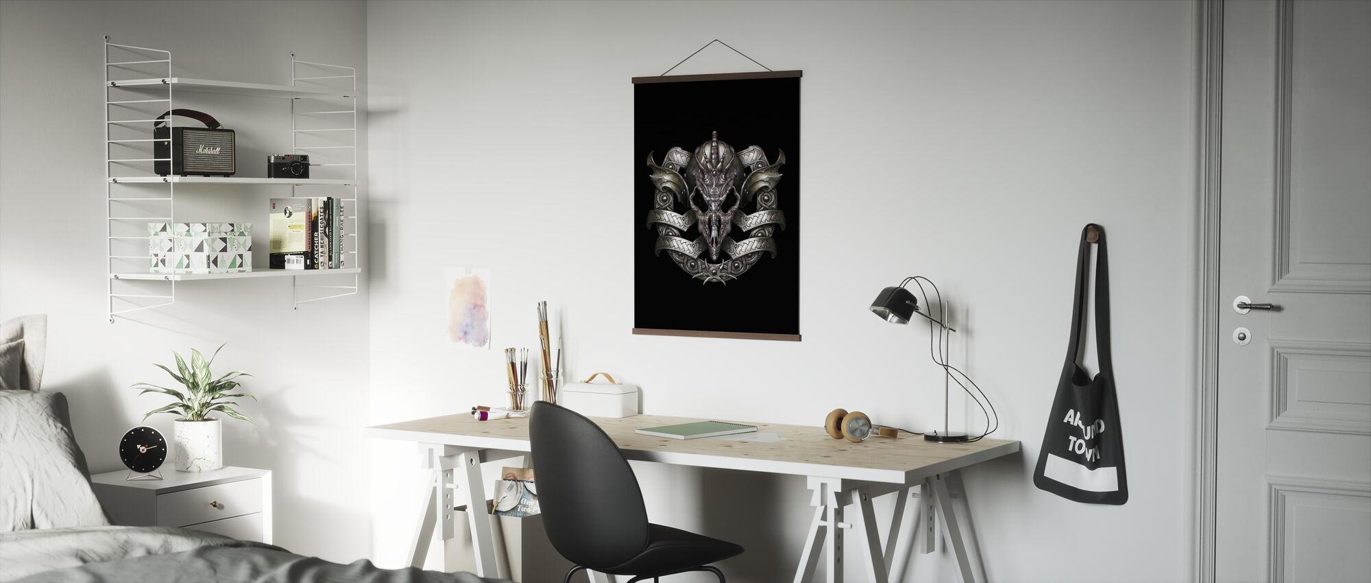 Escudo - Poster - Office