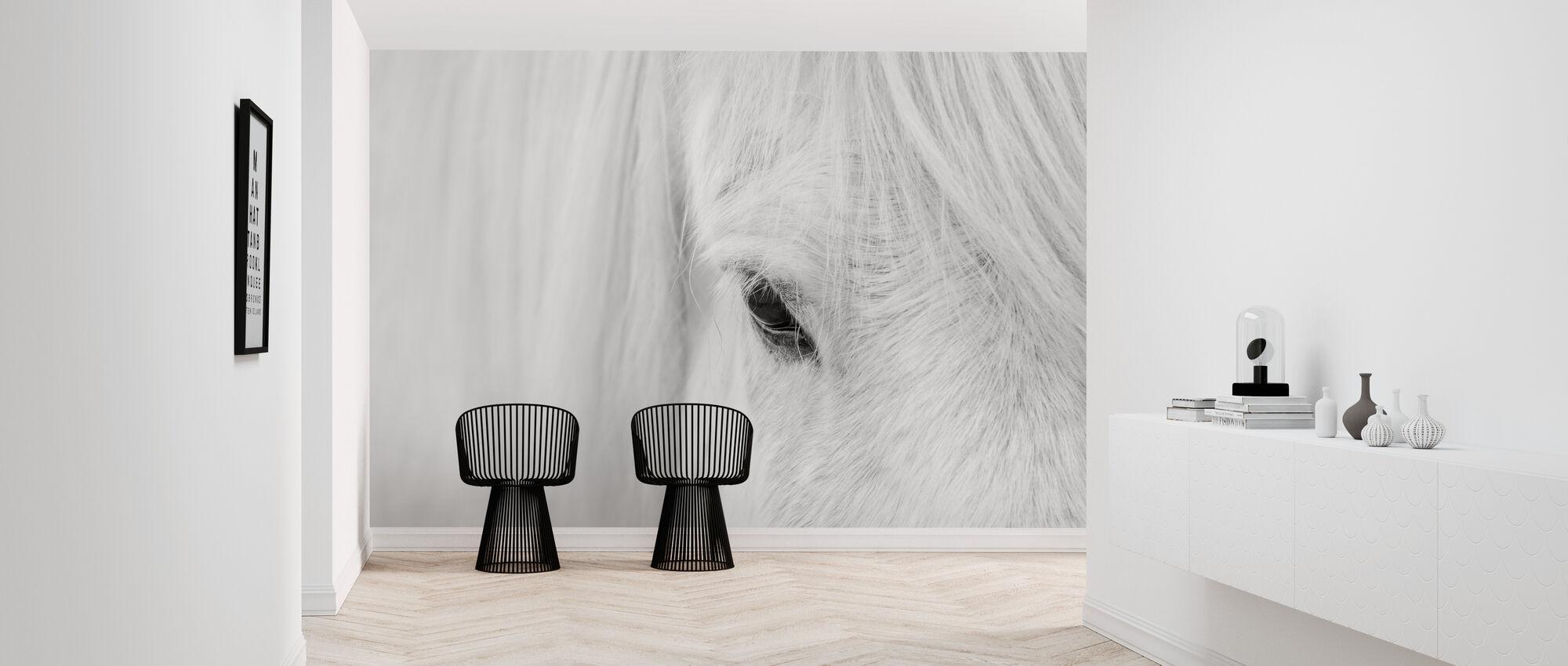 Whisper of Iceland - Wallpaper - Hallway
