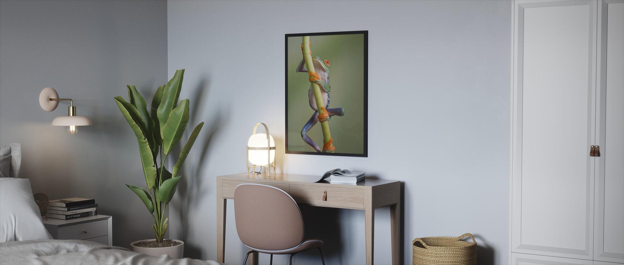 Ascending - Framed print - Bedroom