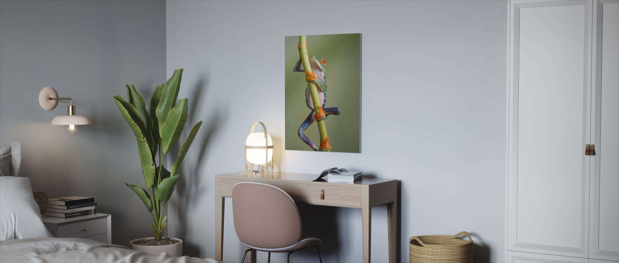 Ascending - Canvas print - Office