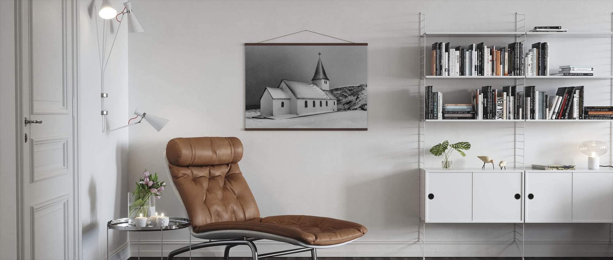 Ice Storm - Poster - Living Room