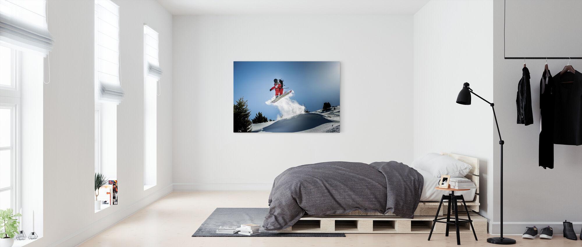 Max Vince Shifty - Canvas print - Bedroom