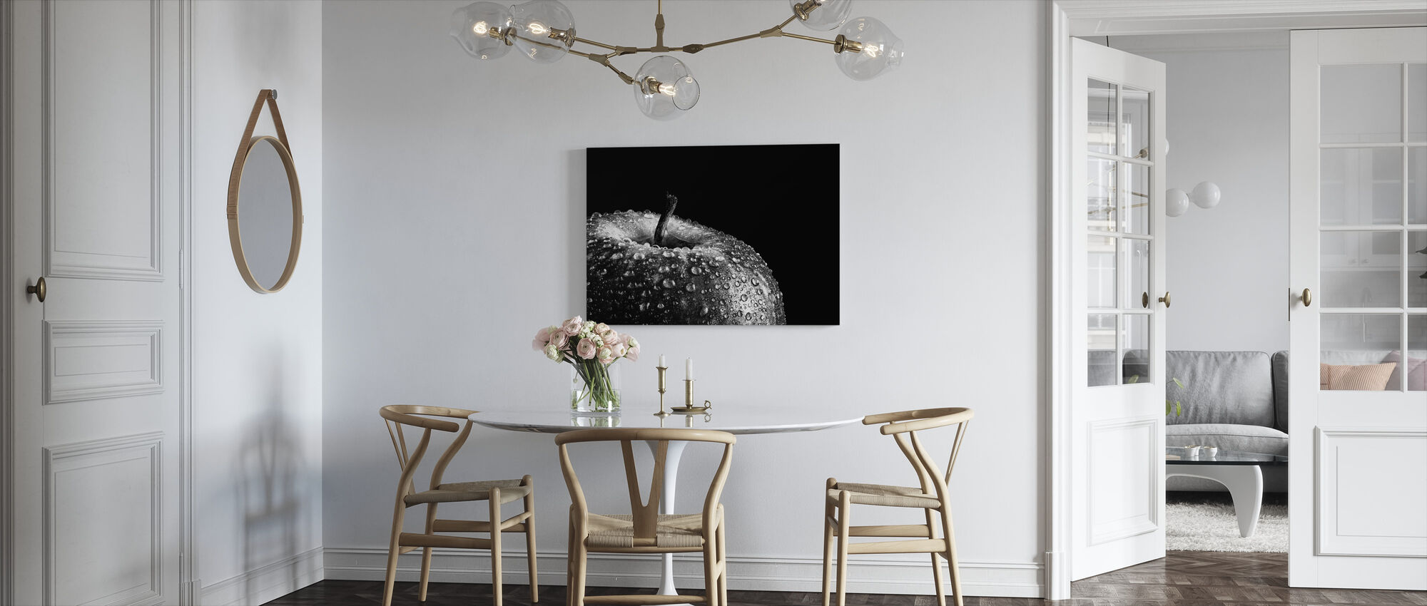 Appeal - Canvas print - Kitchen