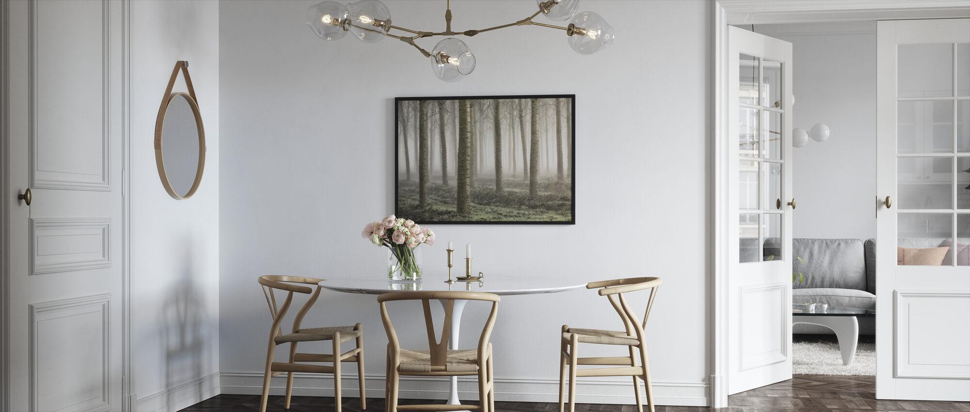 Small Woodland - Framed print - Kitchen