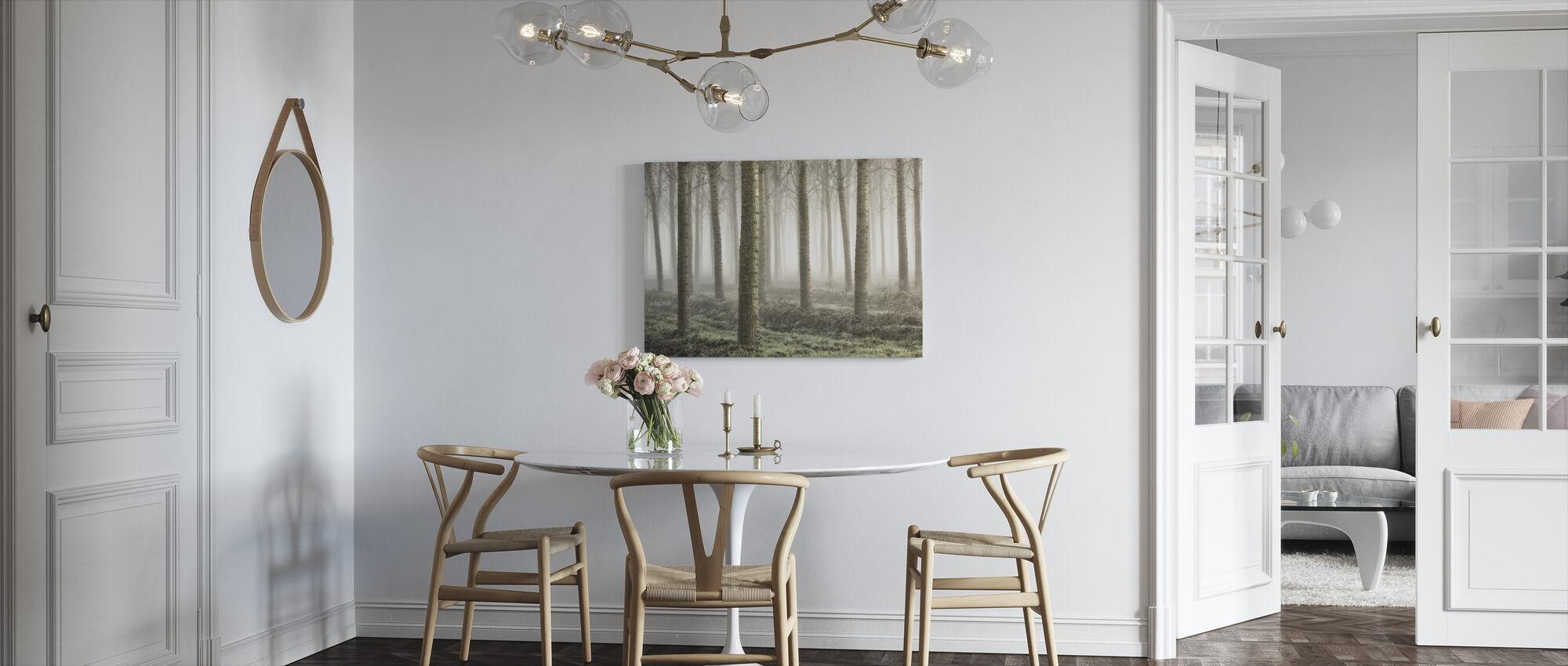 Small Woodland - Canvas print - Kitchen