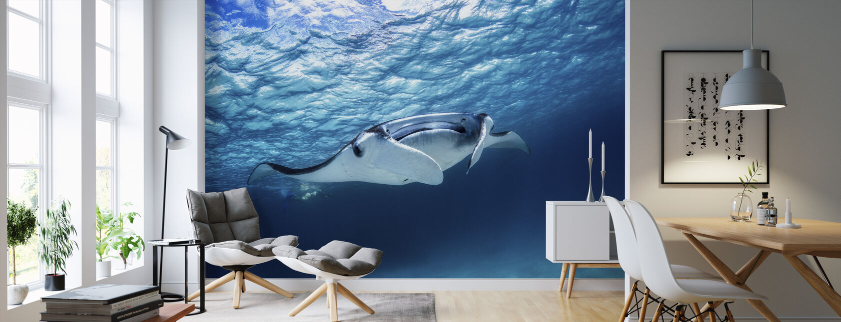 Vattendjur