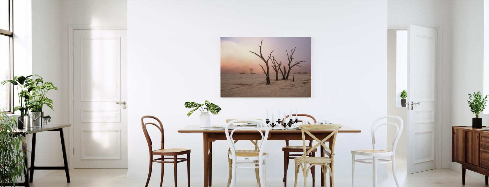 Sumu Deadvlei - Canvastaulu - Keittiö