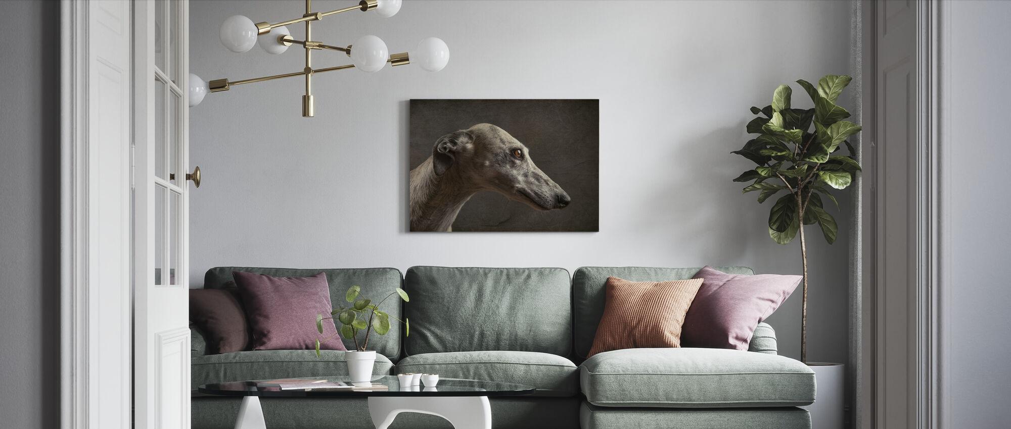 Anna - Canvas print - Living Room