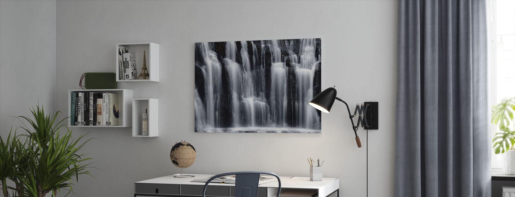 Sparkling - Canvas print - Office