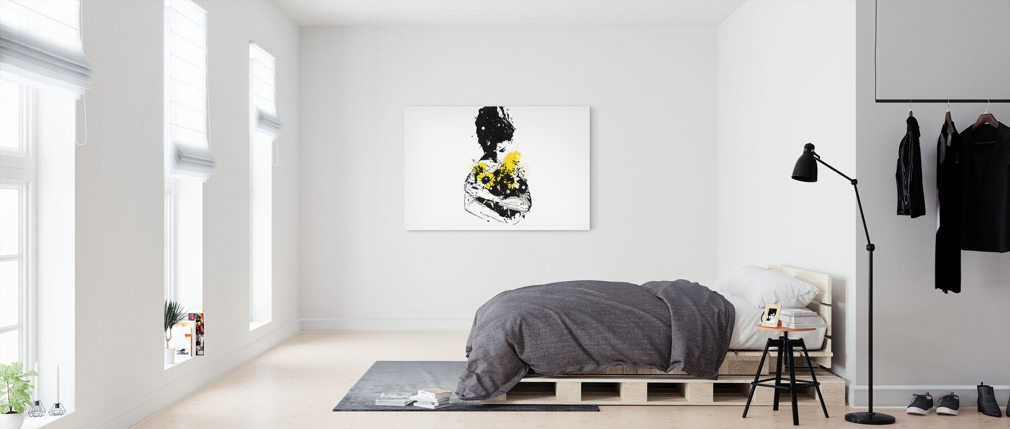 Rioter - Canvas print - Bedroom