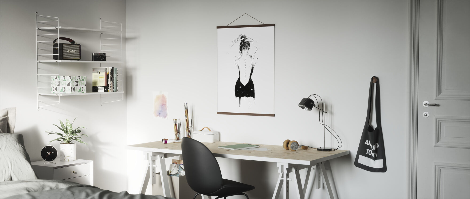 Achiever - Poster - Office