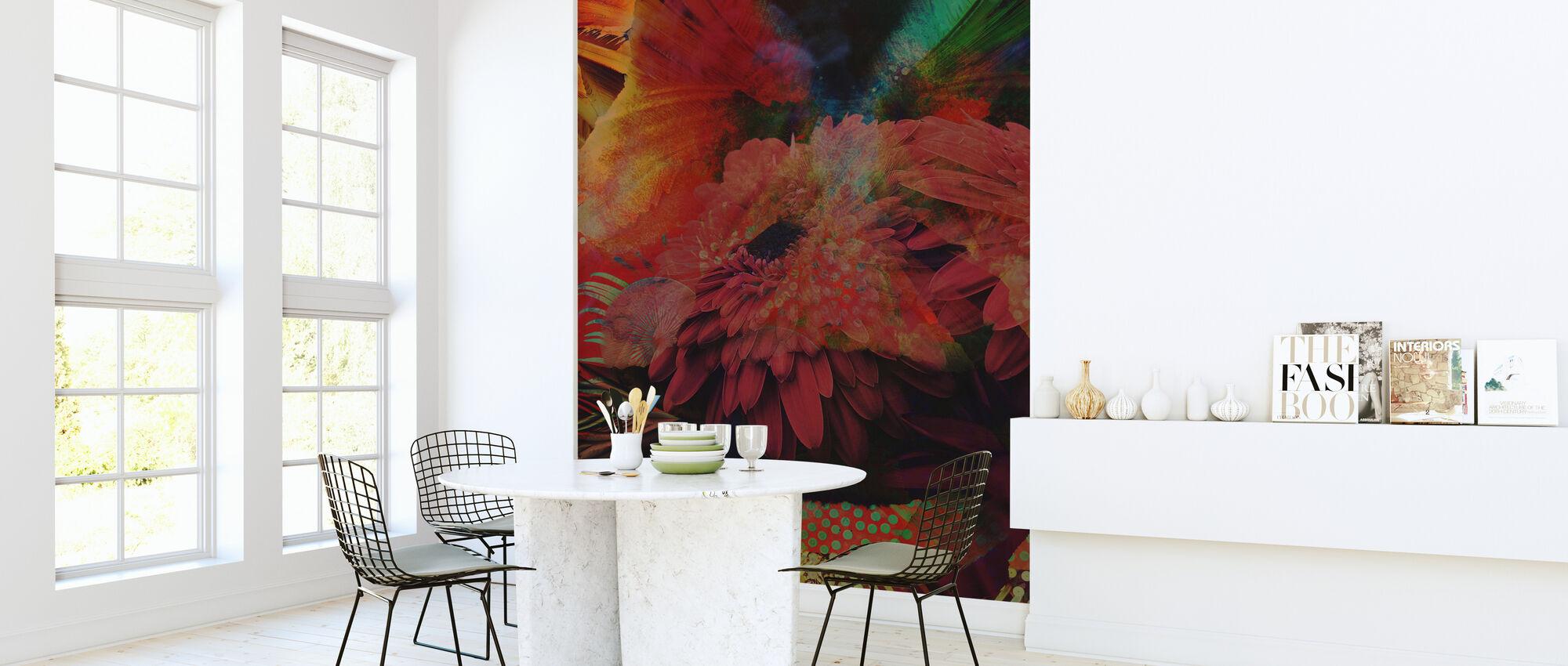 Botany - Wallpaper - Kitchen