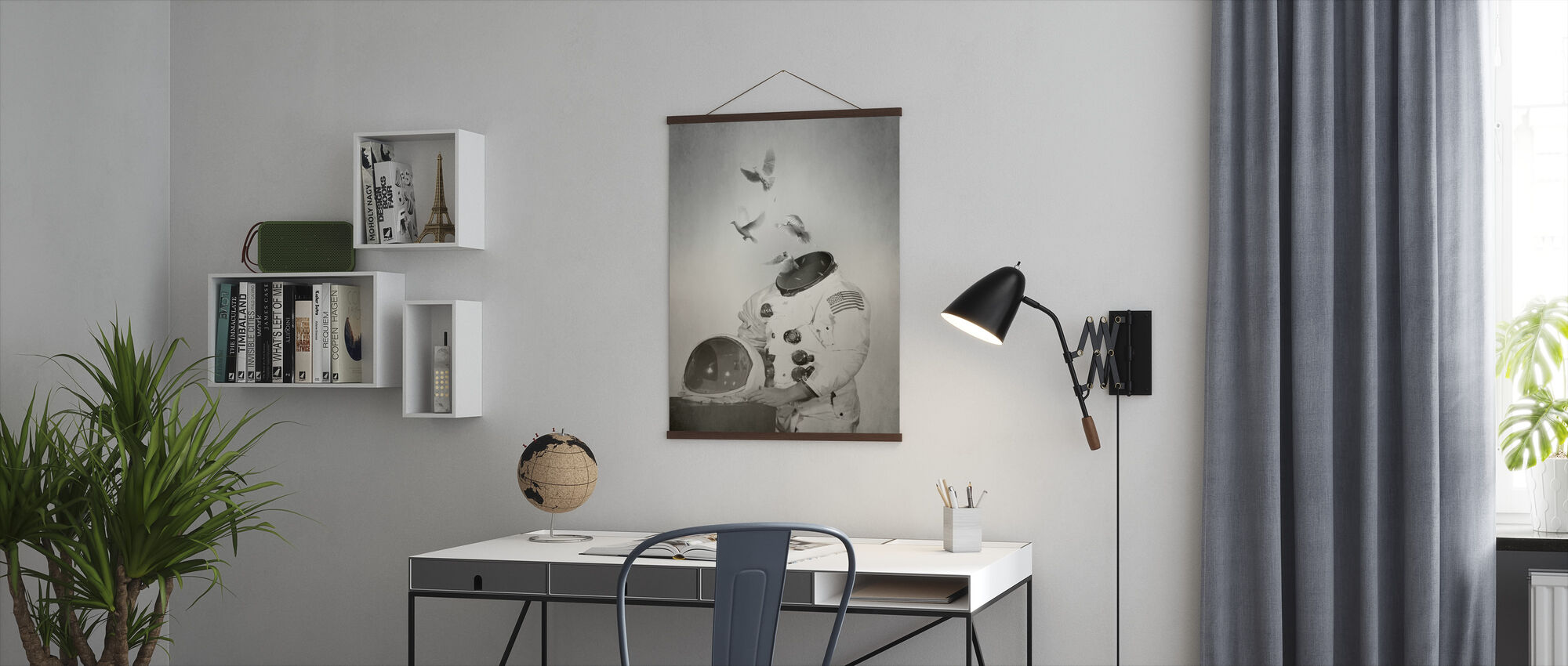 Doves - Poster - Office