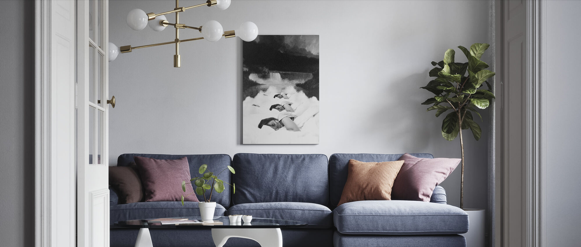 Dream - Canvas print - Living Room
