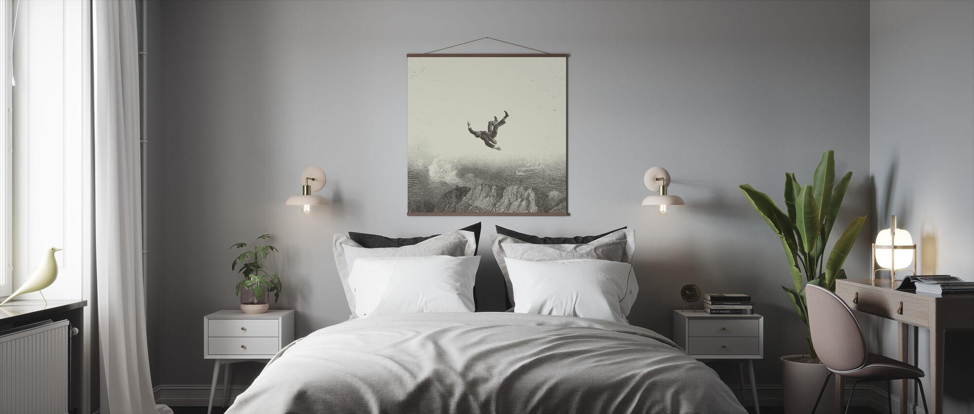 Falling - Poster - Bedroom