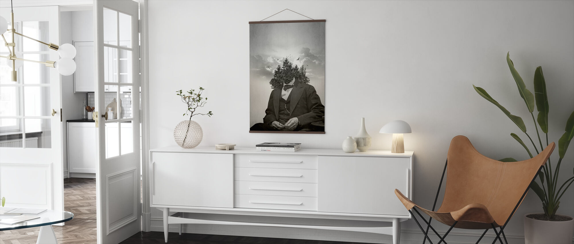 Forest - Poster - Living Room