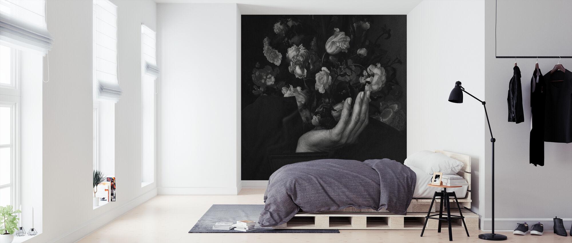In Bloom II - Wallpaper - Bedroom
