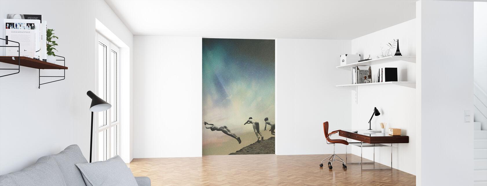 Kids - Wallpaper - Office