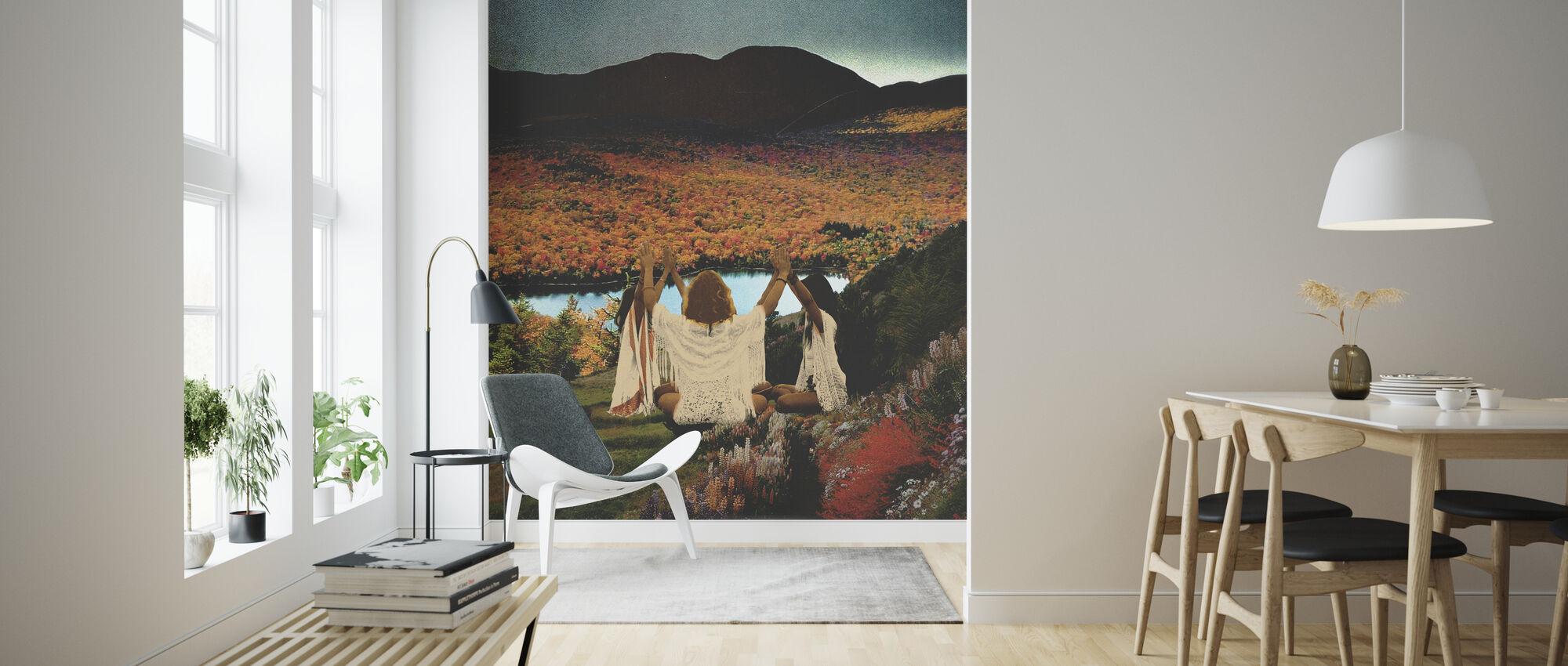 Landscape - Wallpaper - Living Room