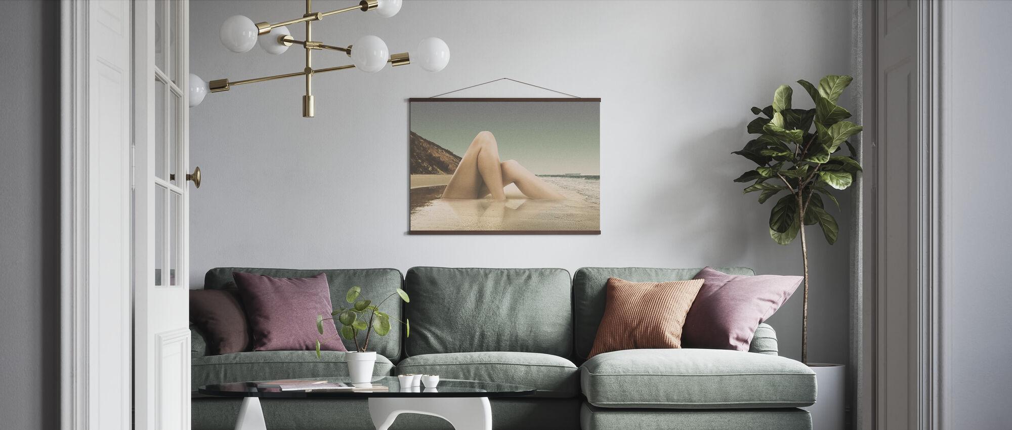 Leg2 - Poster - Woonkamer