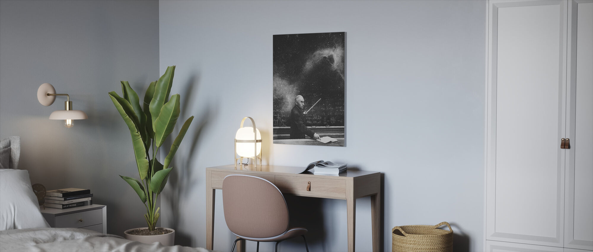Masterclass - Canvas print - Kantoor