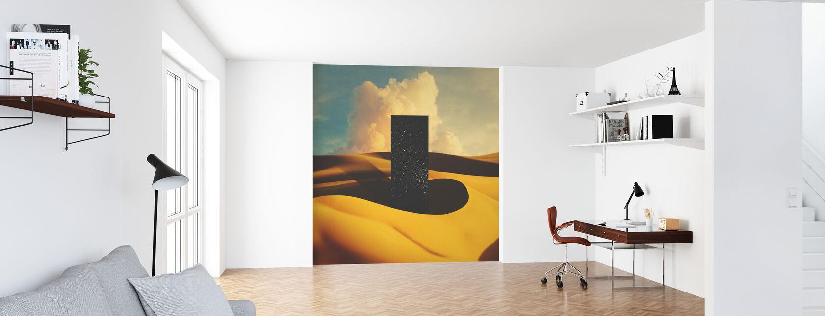 Monolith - Wallpaper - Office