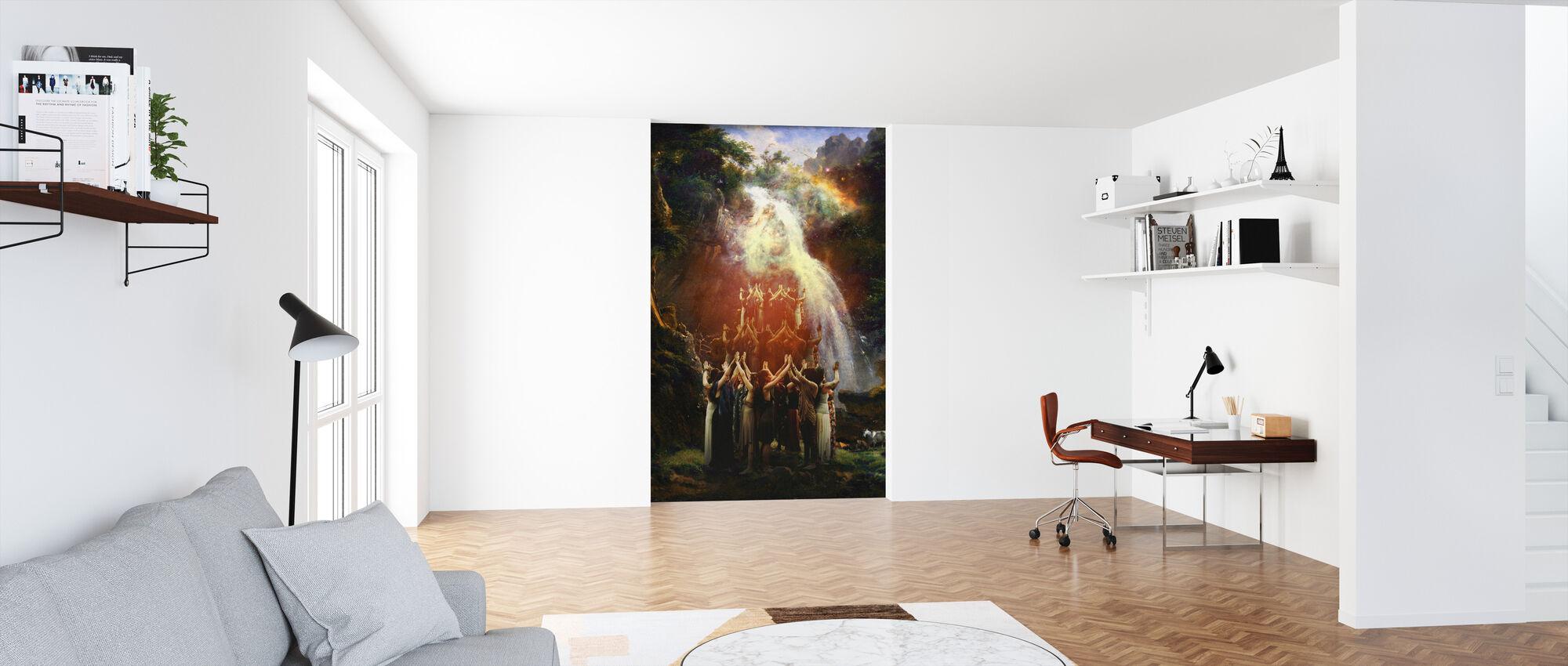 New World Order - Wallpaper - Office