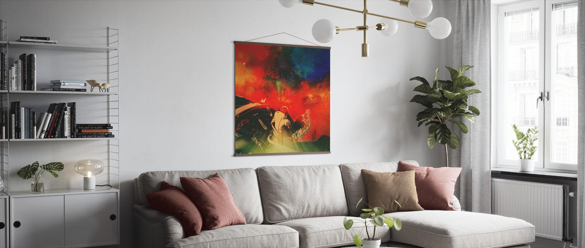 Psychonaut - Poster - Living Room