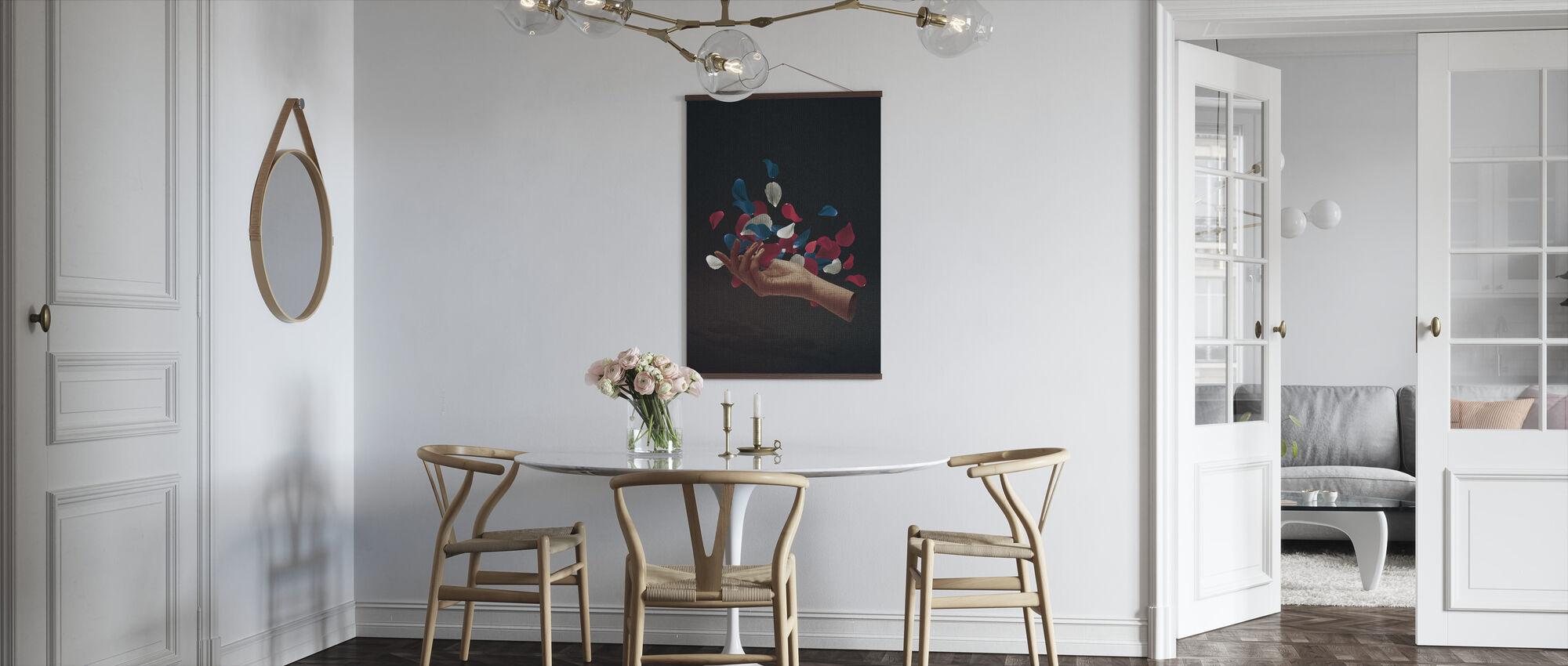 Roses - Poster - Kitchen