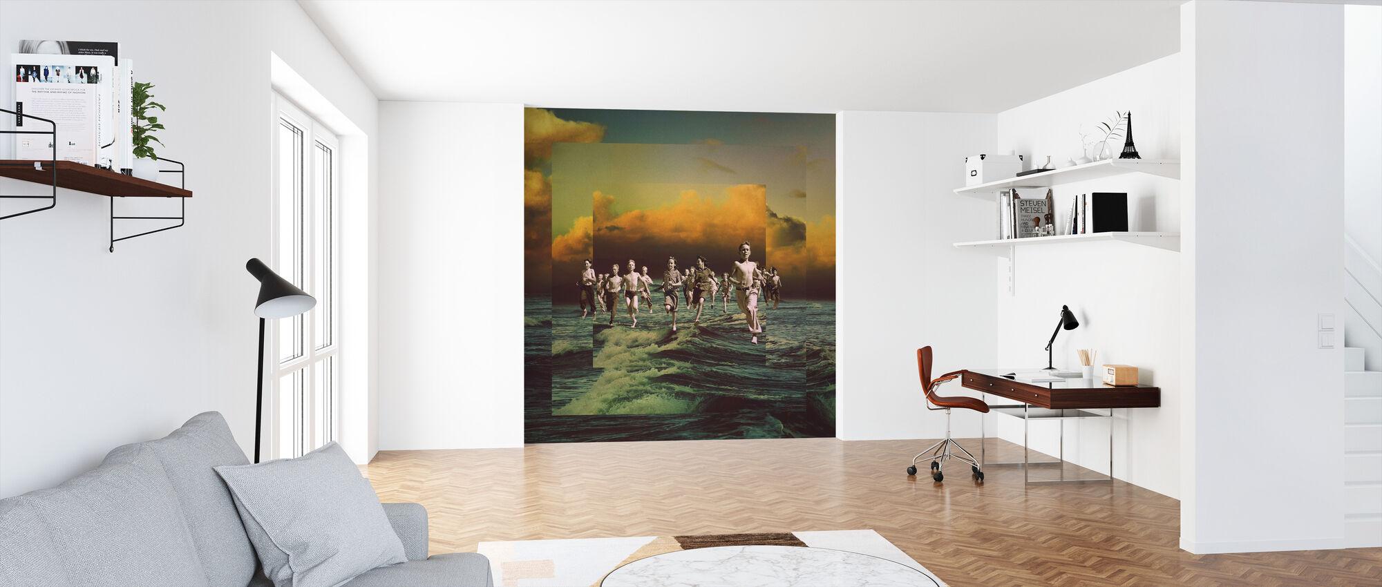 Runaway - Wallpaper - Office