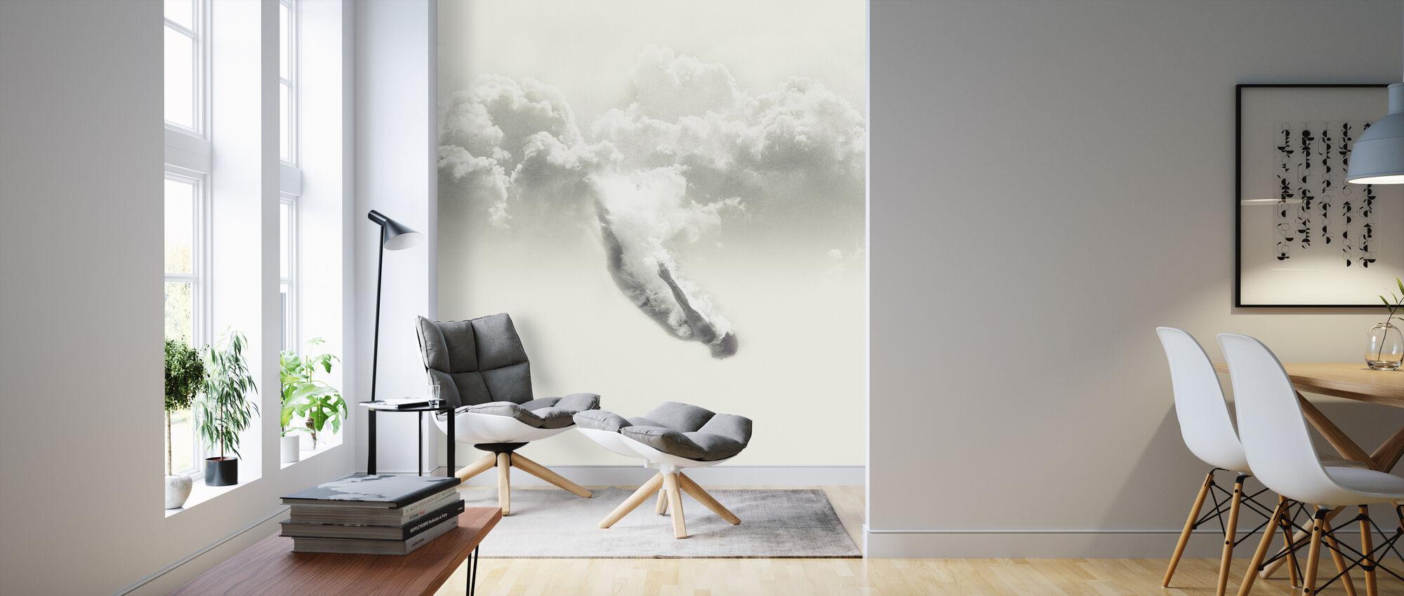Sky Diver - Wallpaper - Living Room