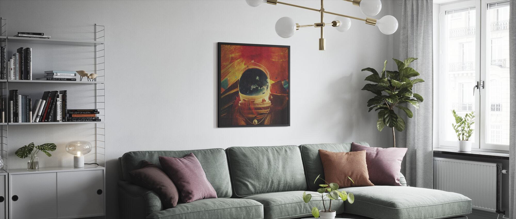 Sielunetsijä - Kehystetty kuva - Olohuone