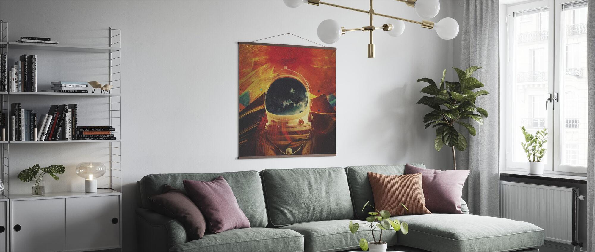 Soulseek - Poster - Living Room