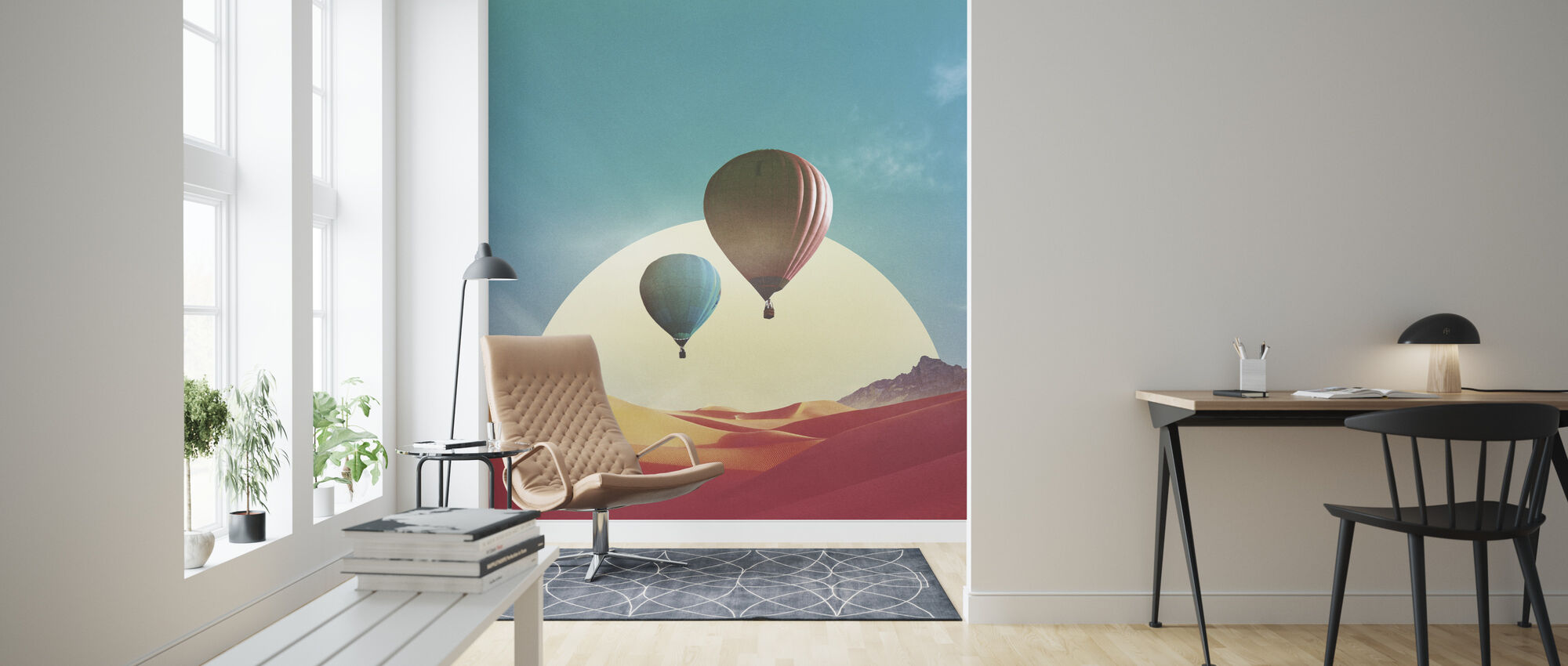 Stereolab - Wallpaper - Living Room