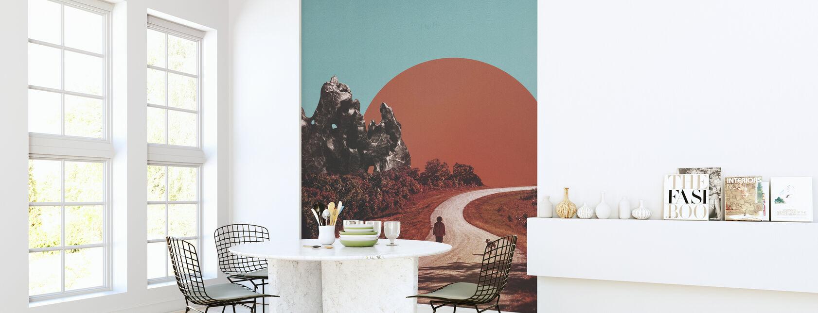 Walk - Wallpaper - Kitchen