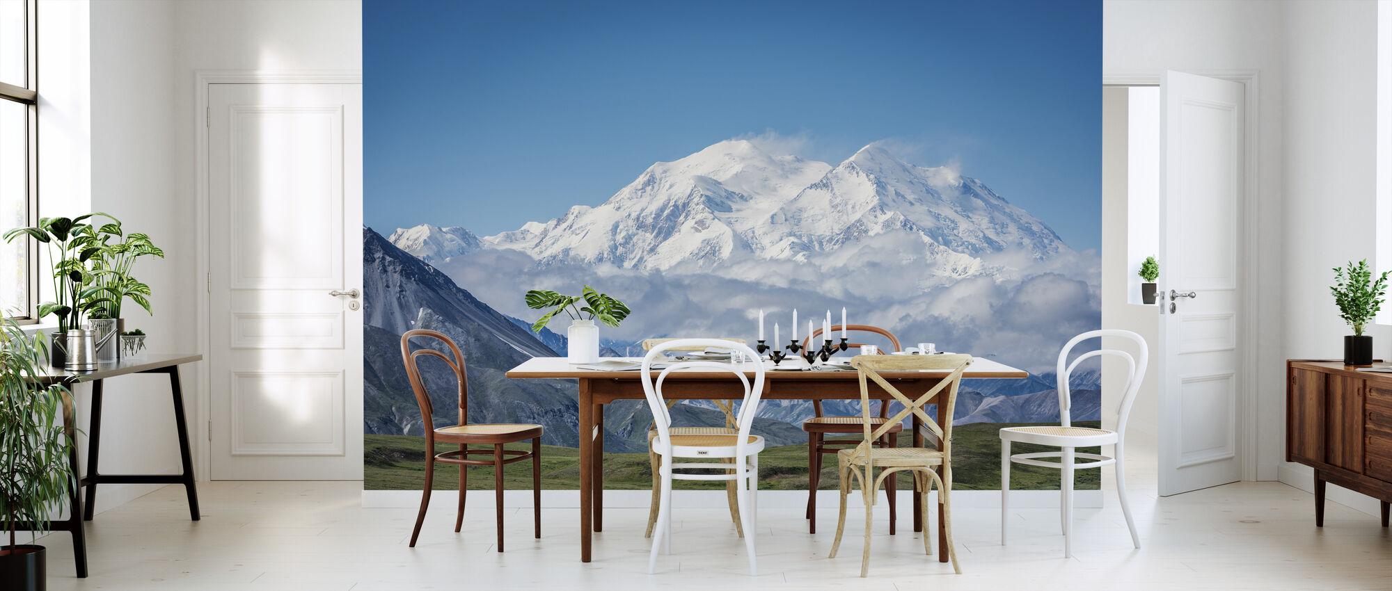Mt Denali Alaska - Tapet - Kjøkken
