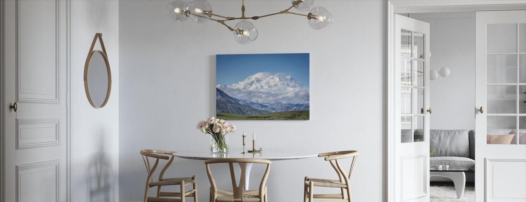 Mt Denali Alaska - Canvas print - Keuken