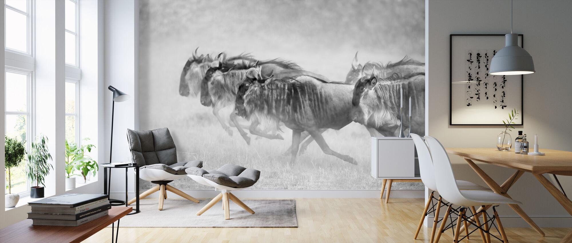 Unstopable - Wallpaper - Living Room