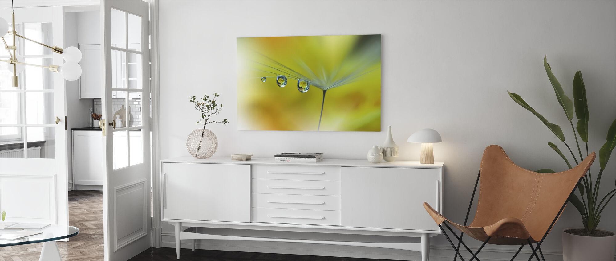 Sunbeam - Canvas print - Living Room