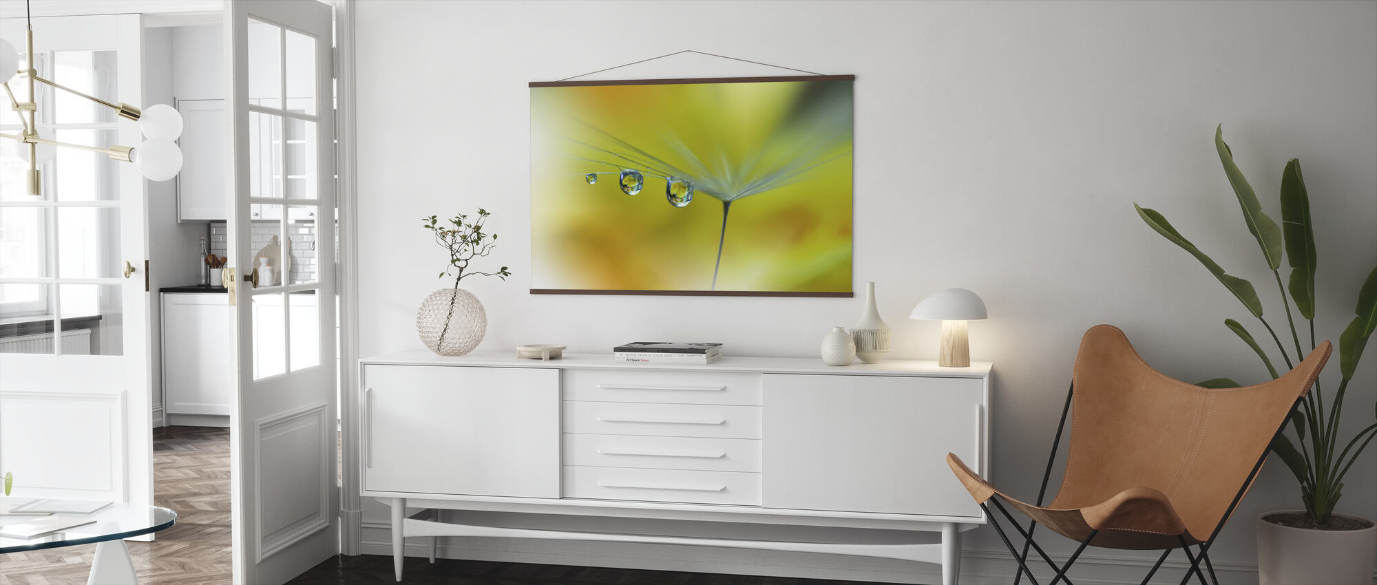 Sunbeam - Poster - Living Room