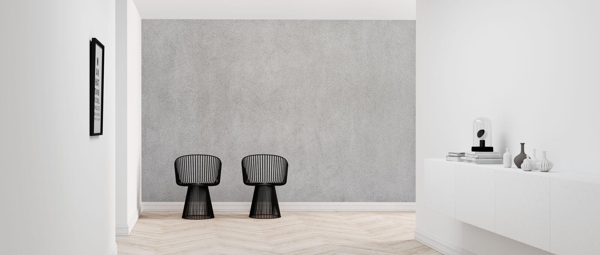 Concrete Texture - Wallpaper - Hallway