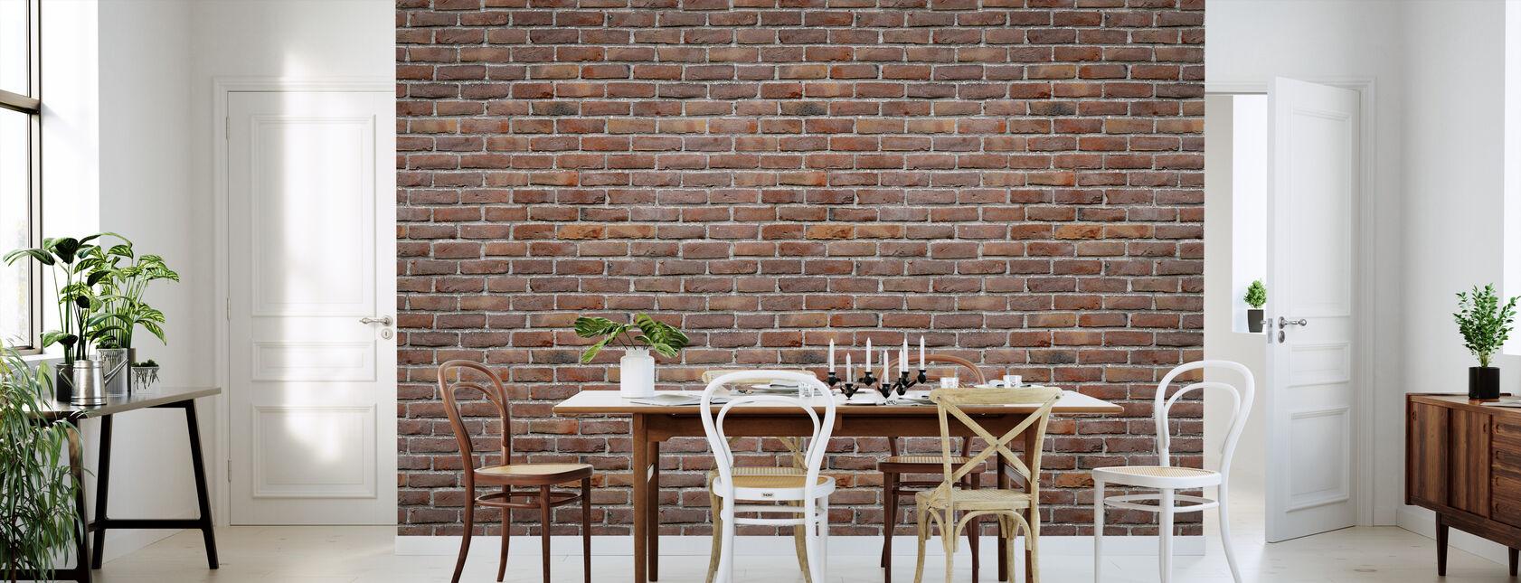 Murvegg - Tapet - Kjøkken