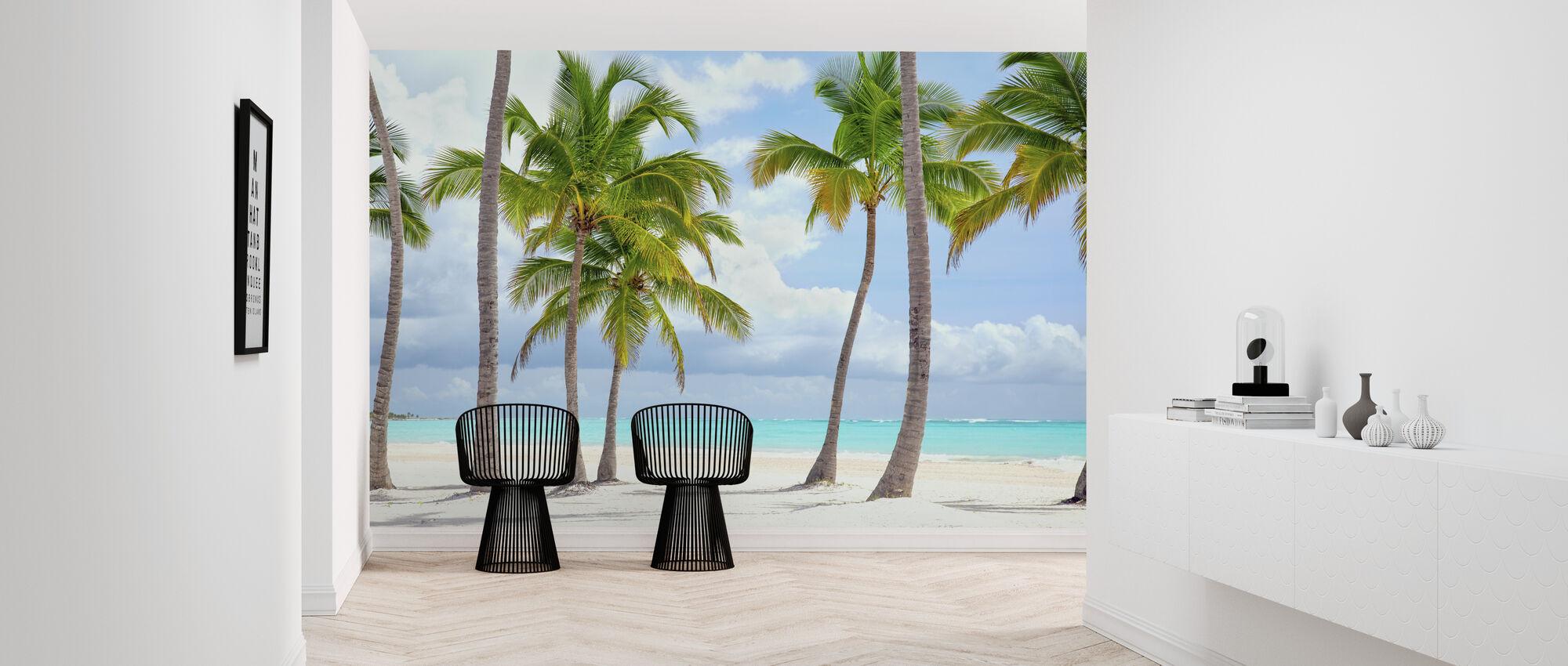Cap Cana Seacoast - Wallpaper - Hallway