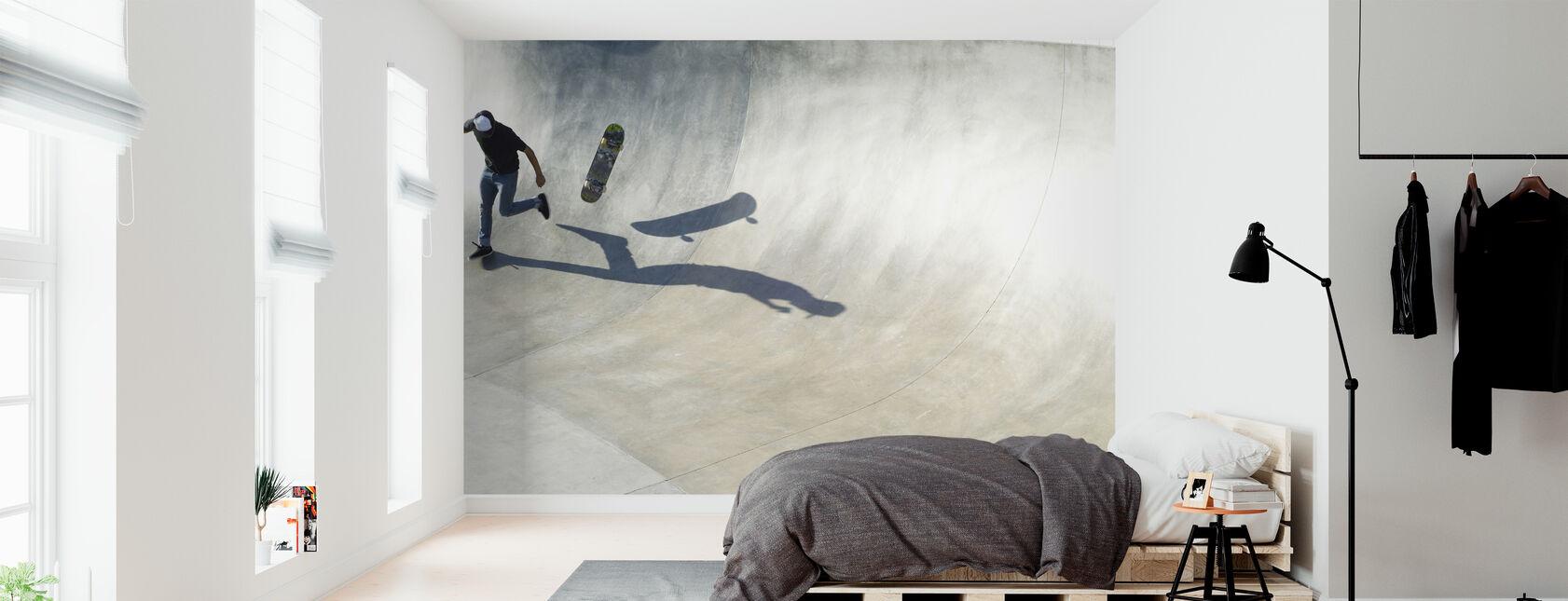 Skateboarder - Wallpaper - Bedroom