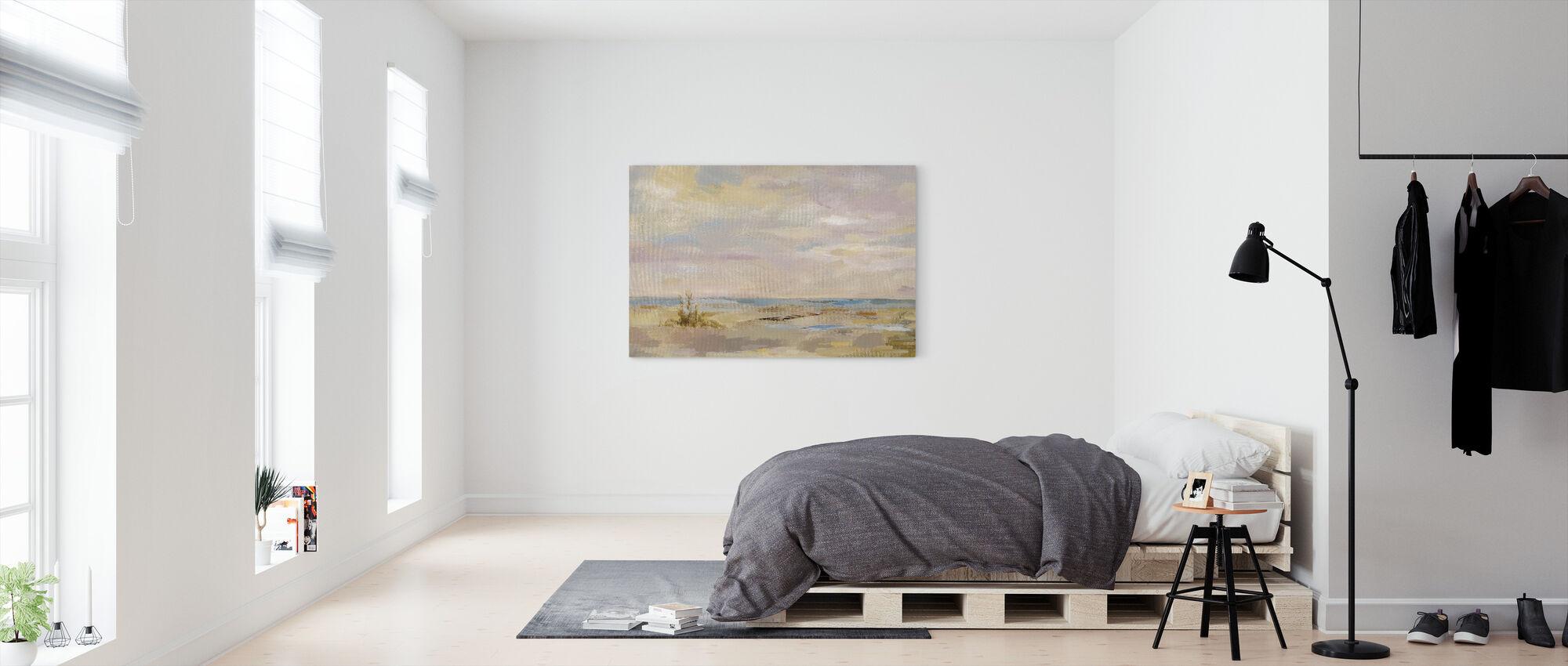 Dreamy Beach - Canvas print - Bedroom