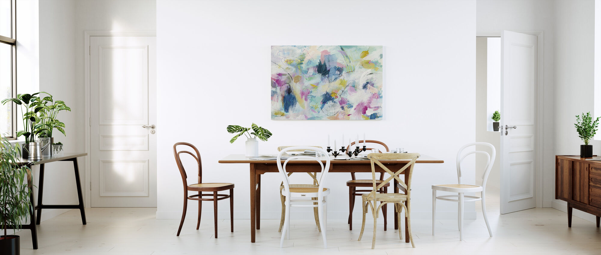 Daylight Savings III - Canvas print - Kitchen