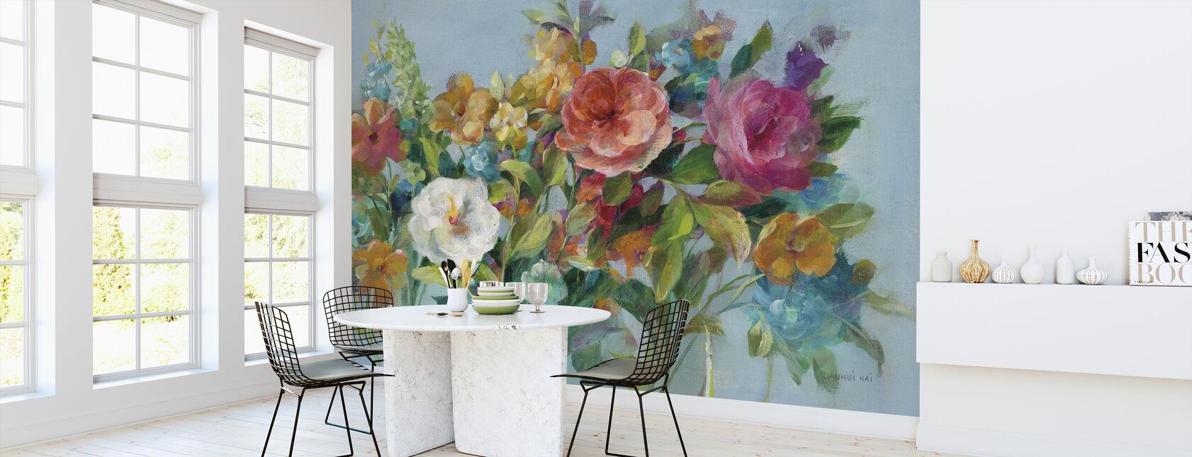 Country Florals - Wallpaper - Kitchen