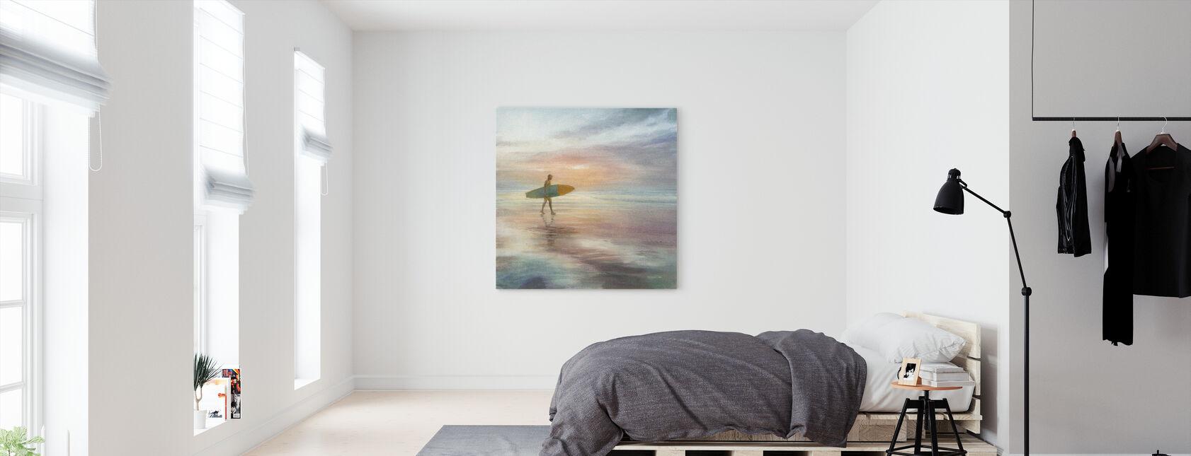 Surfside - Canvas print - Bedroom